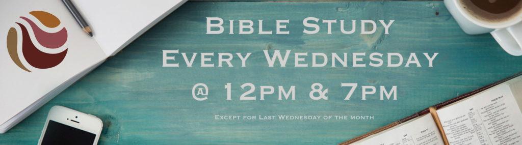 Wednesday-Bible-Study