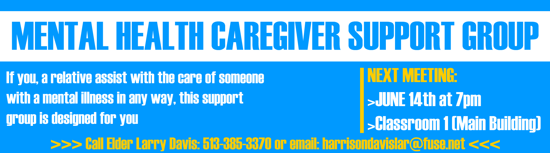 Mental Health Caregiver